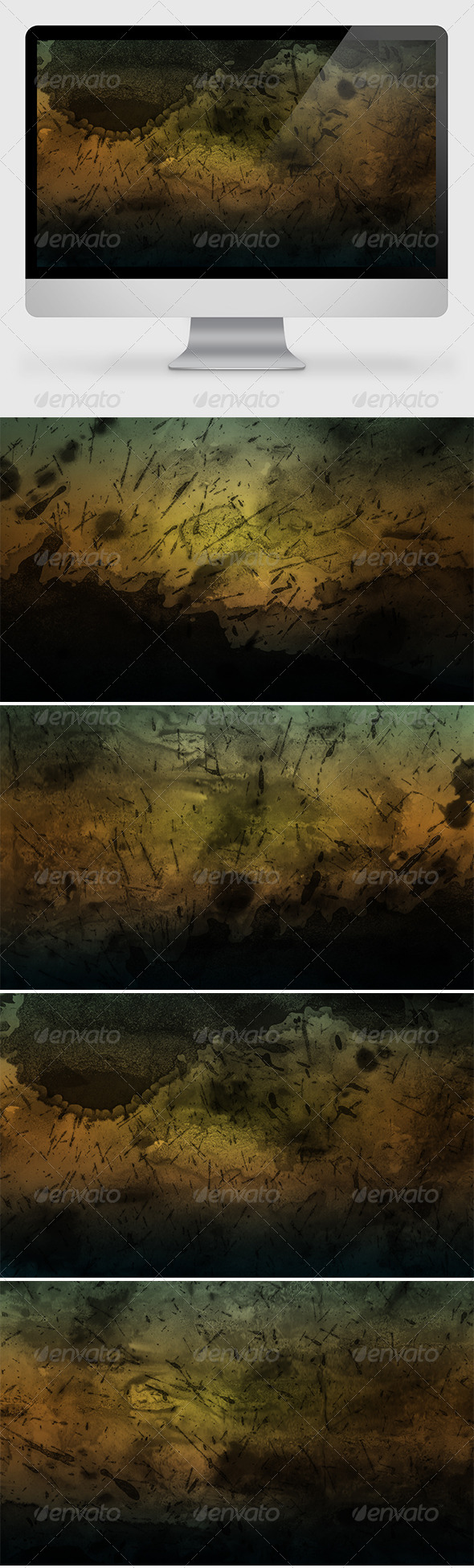 GraphicRiver Grunge Backgrounds 7384139