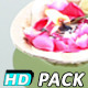 Flowers Floating (5-Pack) - VideoHive Item for Sale