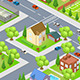 Isometric Buildings 1.0 - GraphicRiver Item for Sale