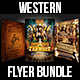 Western Flyer Bundle - GraphicRiver Item for Sale