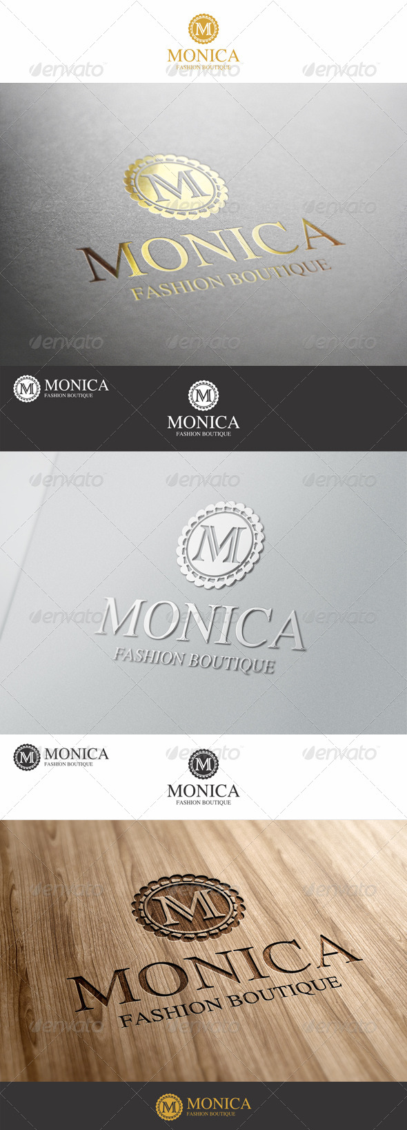 GraphicRiver M Letter Fashion Boutique Logo 7384725