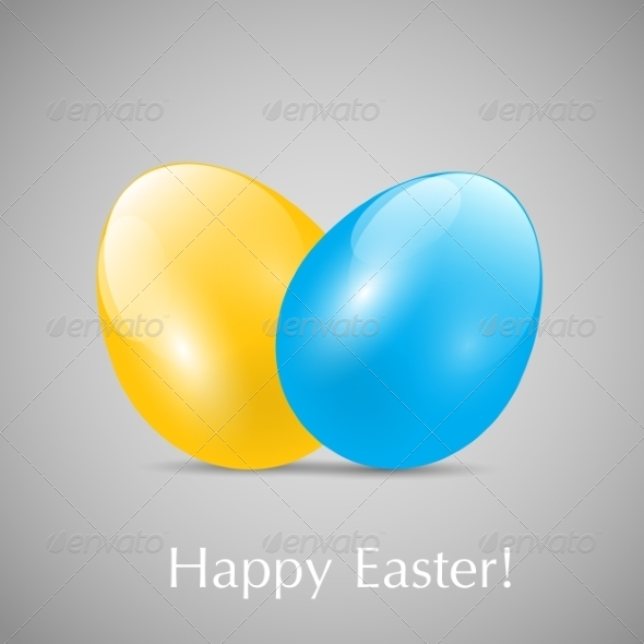 GraphicRiver Easter Background Vector Illustration 7386350