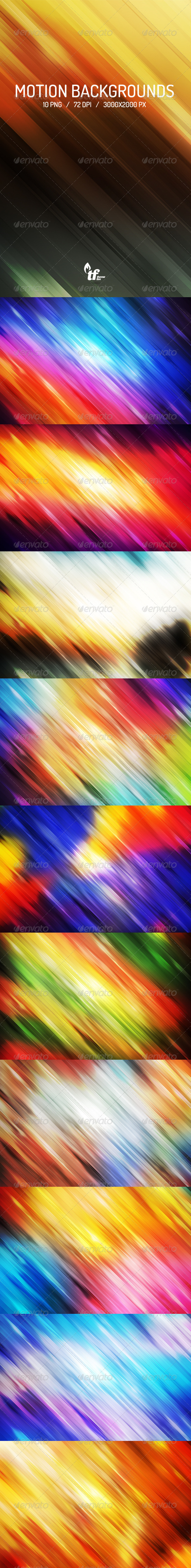 GraphicRiver Motion Backgrounds 7386777