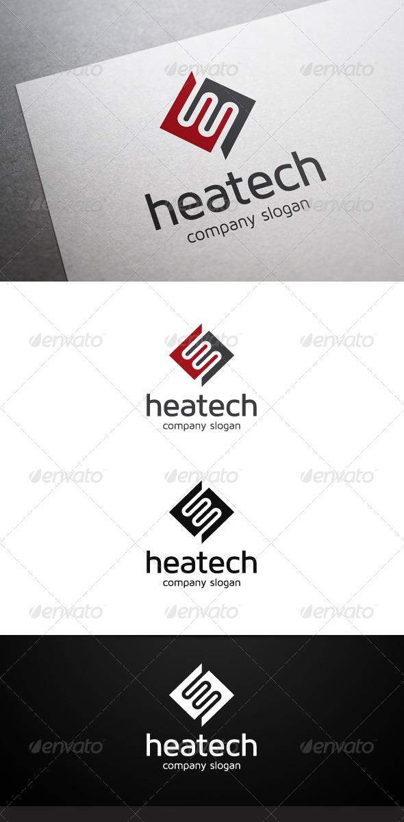 GraphicRiver Heatech Logo 7386843