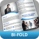 Creative Corporate Bi-Fold Brochure Vol 12 - GraphicRiver Item for Sale