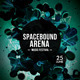Futuristic Abstract Flyer Template - Spacebound - GraphicRiver Item for Sale