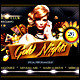 Gold Nights Poster/Flyer - GraphicRiver Item for Sale