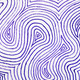 Concentric Purple Lines On Paper - PhotoDune Item for Sale