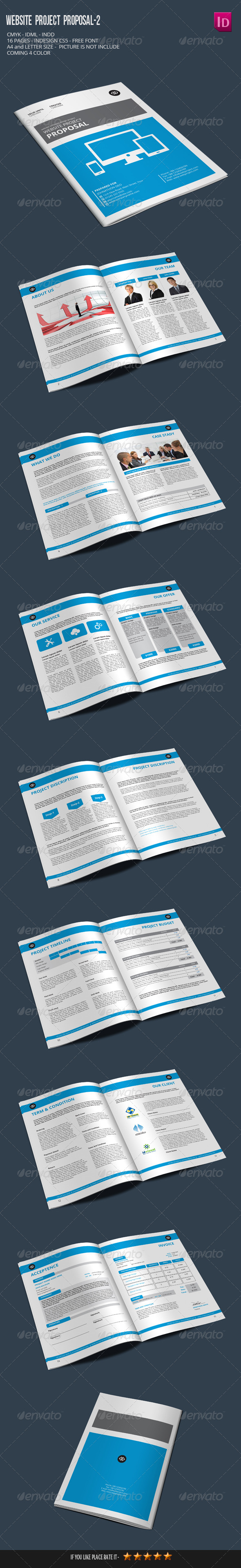 GraphicRiver Website Project Proposal-2 7396816