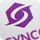 Synco Logo Template - GraphicRiver Item for Sale