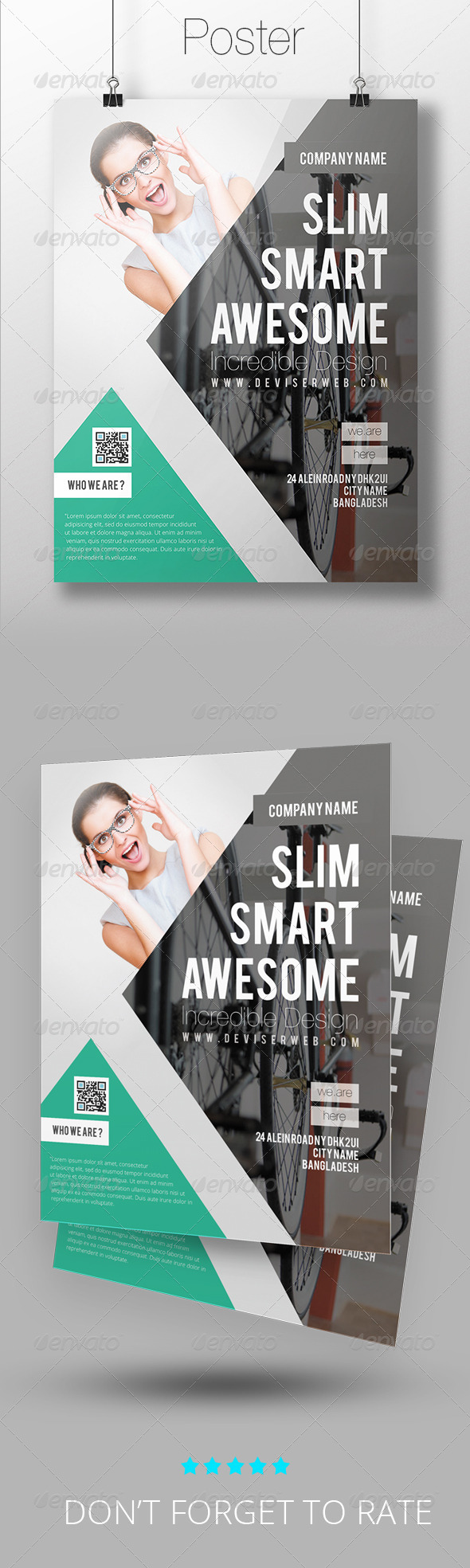 GraphicRiver Poster Template 7397595