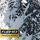 Flying Above Snowy Mountains - VideoHive Item for Sale