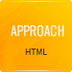Approach - HTML Landing Page - ThemeForest Item for Sale