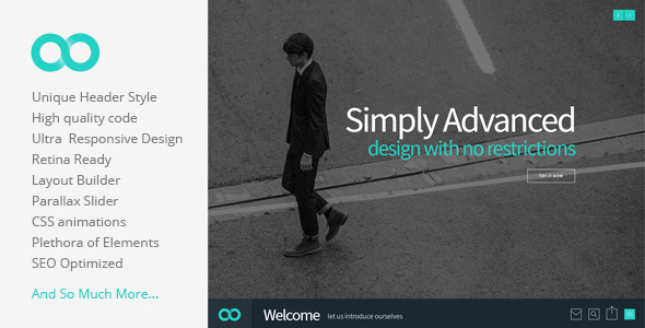 ThemeForest Reload Responsive Multi-Purpose Theme 7302909