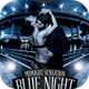 Blue Night Flyer Template Vol 2 - GraphicRiver Item for Sale