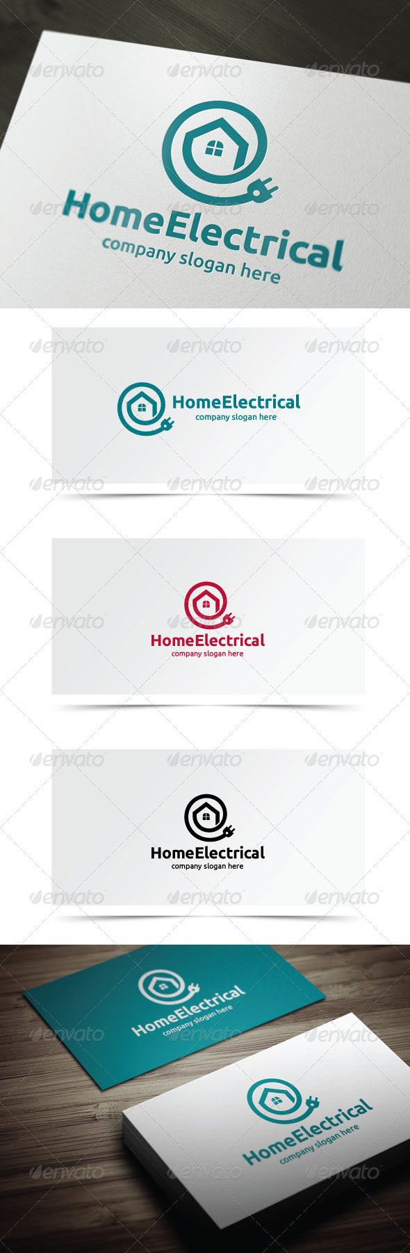 GraphicRiver Home Electrical 7401644