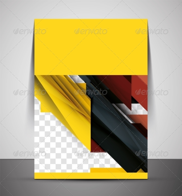 GraphicRiver CMYK Business Corporate Flyer Template 7401970