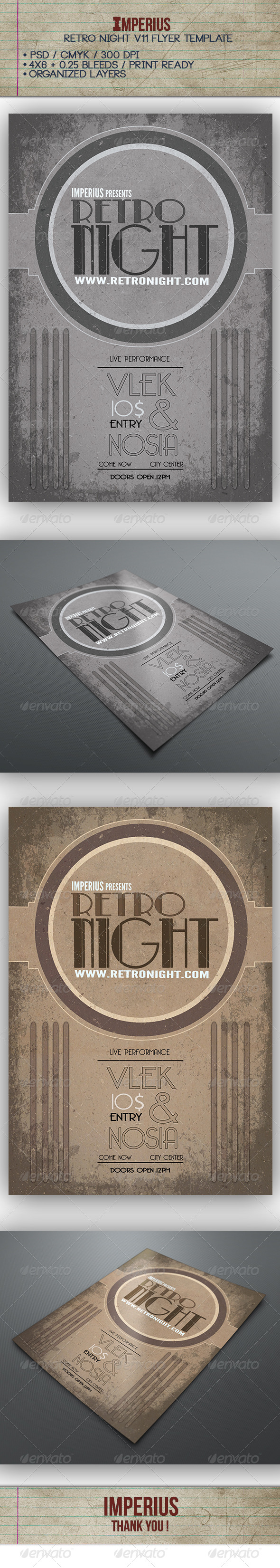 GraphicRiver Retro Night V11 7361908