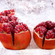 Pomegranate Red Seeds. - PhotoDune Item for Sale