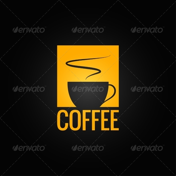 GraphicRiver Coffee Menu Cup Design Background 7402932
