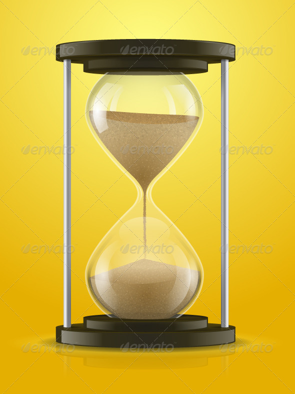GraphicRiver Hourglass 7403026