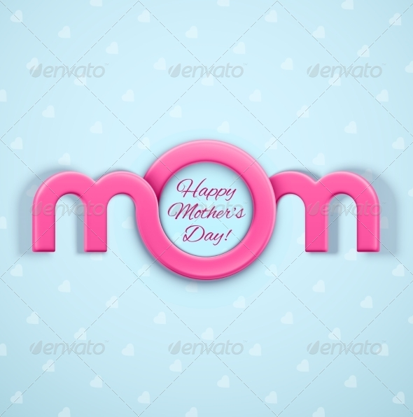 GraphicRiver Mother s Day 7403515