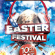 Easter Festival Party Flyer - GraphicRiver Item for Sale