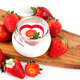 Strawberries Yogurt - PhotoDune Item for Sale