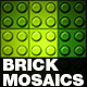 Brick Mosaics - GraphicRiver Item for Sale