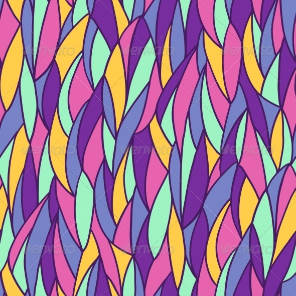 GraphicRiver Seamless Abstract Pattern 7406029