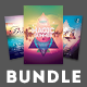 Summer Flyer Bundle Vol.03 - GraphicRiver Item for Sale