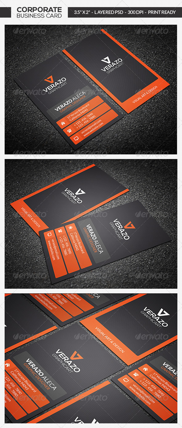GraphicRiver Stylish & Modern Business Card 21 7406841
