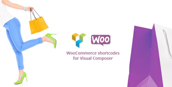 CodeCanyon Woocommerce shortcodes for Visual Composer 7407879