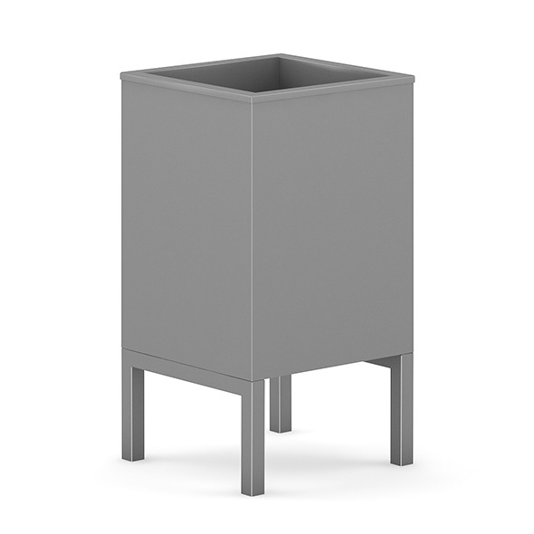 3DOcean Square Recycle Bin 1 7407985