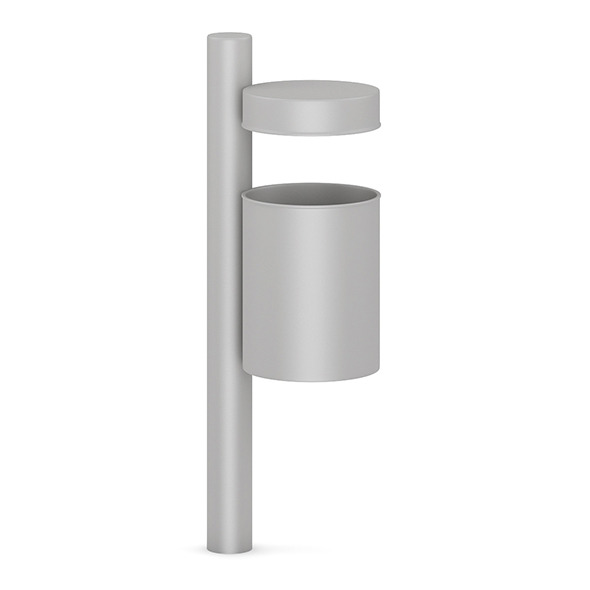 3DOcean Round Recycle Bin 4 7408277