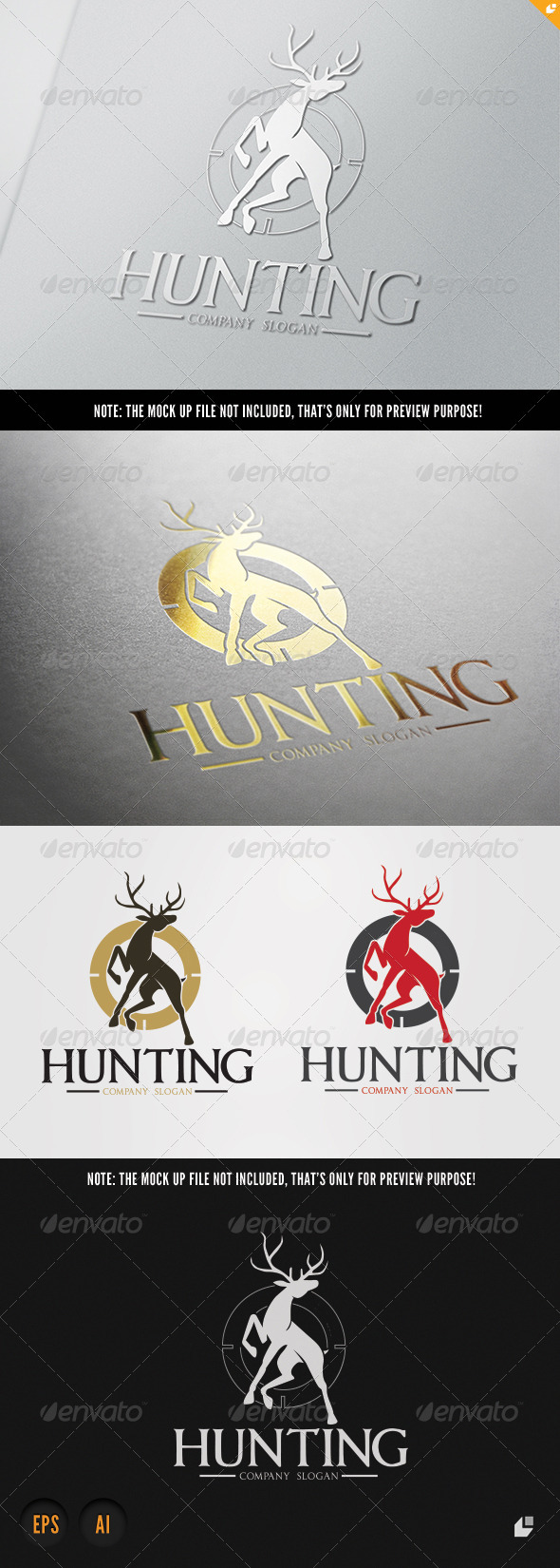 GraphicRiver Hunting Game 7369318