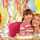 happy mother and daughter birthday party - PhotoDune Item for Sale