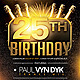 Birthday Party Flyer v2 - GraphicRiver Item for Sale