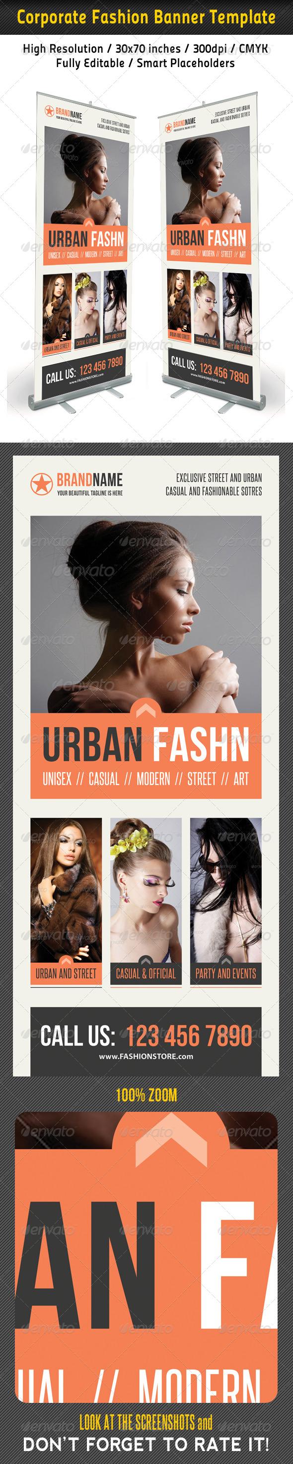 GraphicRiver Fashion Multipurpose Banner Template 41 7409909