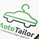 Auto Car Tailor Logo - GraphicRiver Item for Sale