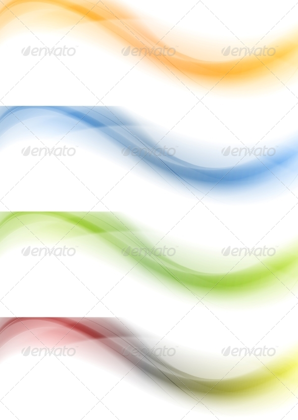 GraphicRiver Colorful Banners Gradient Mesh 7410167