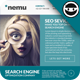 SEO Marketing Flyer - GraphicRiver Item for Sale