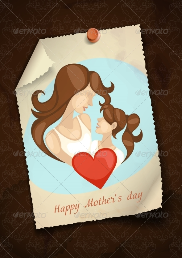 GraphicRiver Happy Mother's Day 7411044