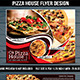 Pizza House Flyer Template - GraphicRiver Item for Sale
