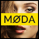 Moda - A Stylish WordPress Photography Theme