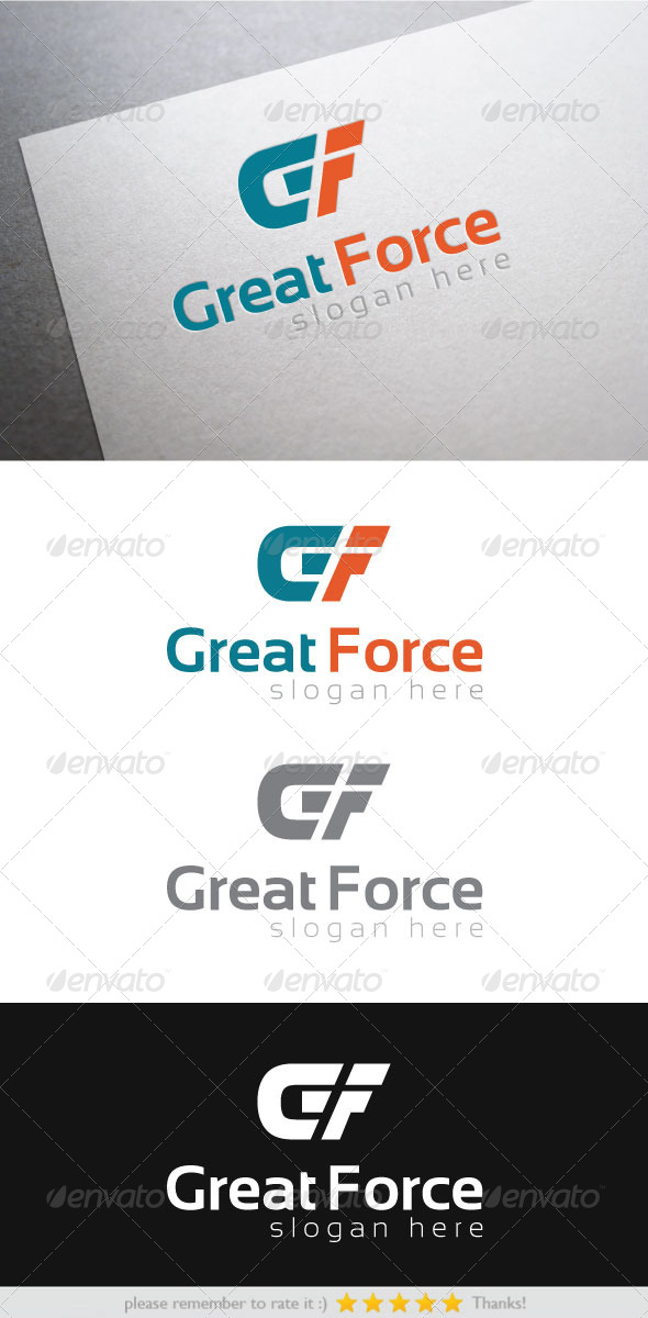 GraphicRiver Great Force 7412124