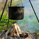 Pot boiling on the fire - PhotoDune Item for Sale