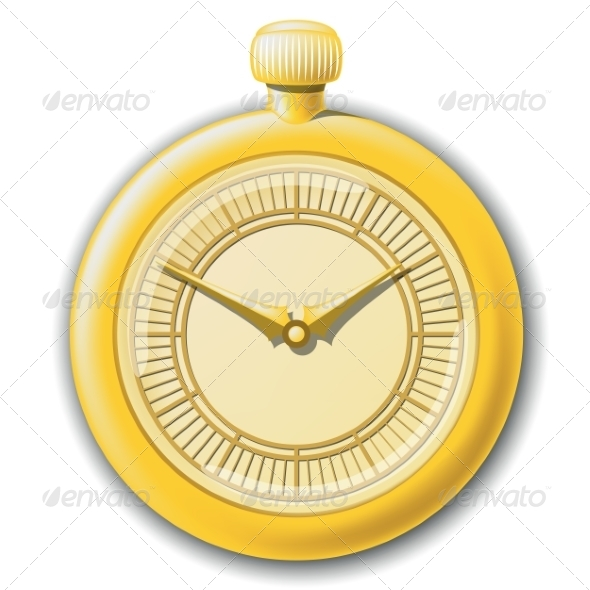 GraphicRiver Retro Clock 7413531
