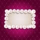 Pearl Frame Background  - GraphicRiver Item for Sale