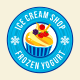 9 Ice Cream Badges - GraphicRiver Item for Sale